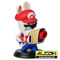 Figur: Mario + Rabbids: Kingdom Battle - Rabbid Mario (16 cm)