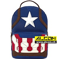 Rucksack: Marvel by Loungefly - Captain America Endgame Hero