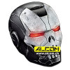 Helm: Punisher War Machine - Marvel Legends, Format 1:1