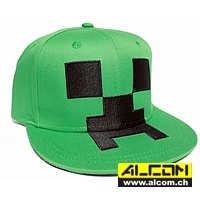 Cap: Minecraft - Creeper