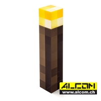 Lampe: Minecraft Fackel