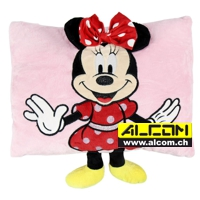 Kissen: Disney Minnie Mouse (28 x 32 cm)