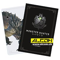 Spielkarten: Monster Hunter World