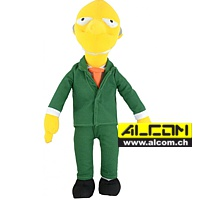 Figur: Die Simpsons - Mr. Burns (37 cm)