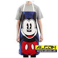 Kochschürze: Mickey Mouse - Navy Mickey