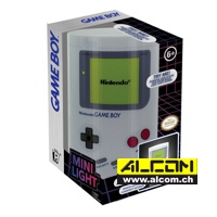 Lampe: Game Boy mit Soundfunktion (11 cm)