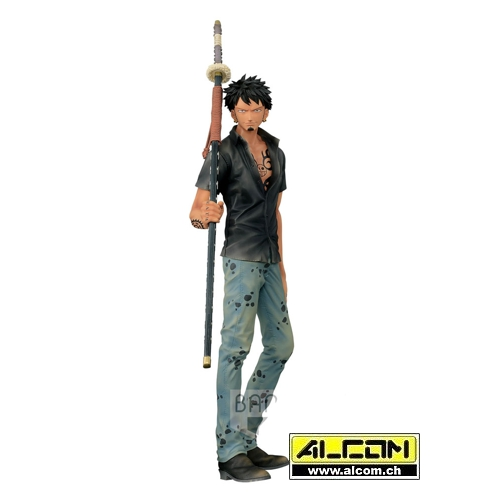 Figur: One Piece - Trafalgar Law (30 cm) Banpresto