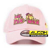 Cap: Ms. Pac-Man