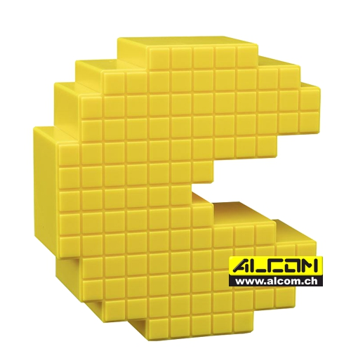 Lampe: Pac-Man Pixelated 15cm