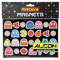 Magnete-Set: Pac-Man