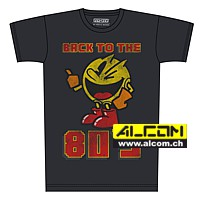 T-Shirt: Pac-Man Back to the 80s