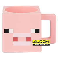 Tasse: Minecraft - Pig Face