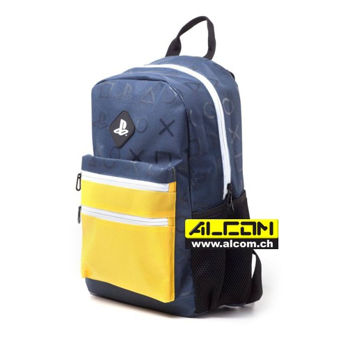 Rucksack: Sony Playstation - Colour Block