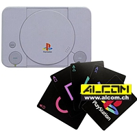 Spielkarten: Sony Playstation PS1