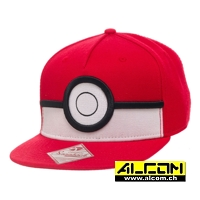 Cap: Pokemon Pokeball