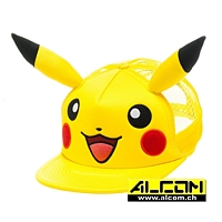 Cap: Pokemon Pikachu