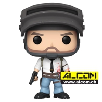 Figur: Funko POP! Playerunknows Battlegrounds PUBG The Lone Survivor (10cm)
