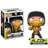 Figur: Funko POP! Mortal Kombat - Scorpion (9 cm)
