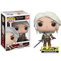 Figur: Funko POP! The Witcher - Ciri (9 cm)