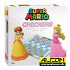 Brettspiel: Dame - Super Mario - Princess Power