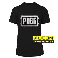 T-Shirt: Playerunknowns Battlegrounds PUBG