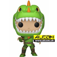 Figur: Funko POP! Fortnite - Rex (9 cm)