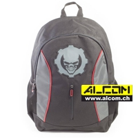 Rucksack: Gears of War - Black Skull