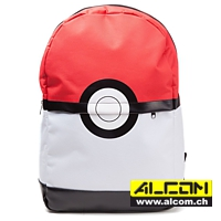 Rucksack: Pokemon - Pokeball