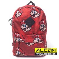 Rucksack: Super Mario Sublimation