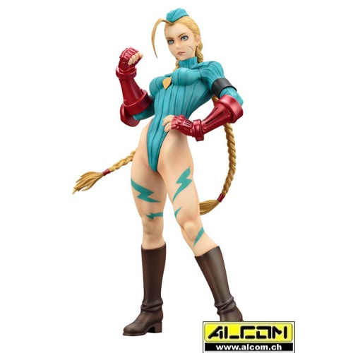 Figur: Street Fighter - Cammy Alpha (23 cm) Kotobukiya