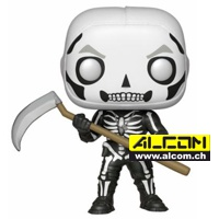 Figur: Funko POP! Fortnite - Skull Trooper (9 cm)
