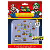 Magnete-Set: Super Mario - Mushroom Kingdom (23 Magnete)