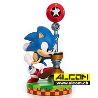 Figur: Sonic the Hedgehog (28 cm) First4Figures