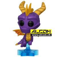 Figur: Funko POP! Spyro the Dragon - Spyro (9 cm)