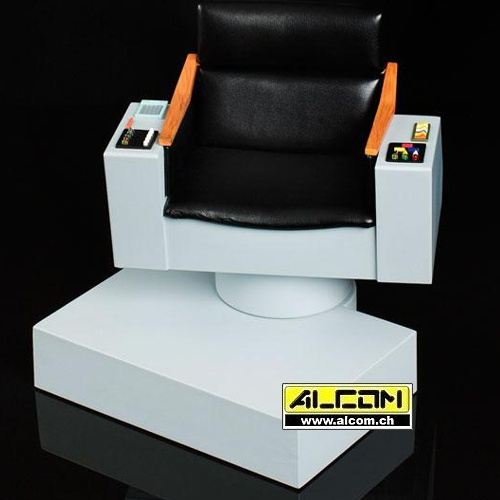 Star Trek TOS Replik Captains Chair 1/6 (20 cm)