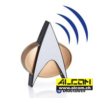 Star Trek TNG Bluetooth Communicator Badge