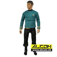 Figur: Star Trek - Spock (30 cm) Quantum Mechanix