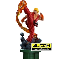 Figur: Street Fighter IV - Ken (63 cm) - Pop Culture Shock