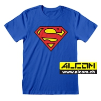 T-Shirt mit Logo: Superman