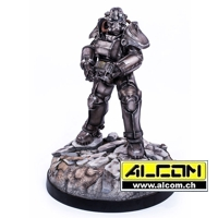 Figur: Fallout 4 1/4 T-45 Power Armor (56 cm) Gaming Heads