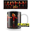 Tasse: Street Fighter - Ken Sequence