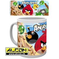 Tasse: Angry Birds - Destroy