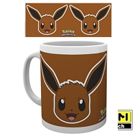 Tasse: Pokemon - Evoli Face