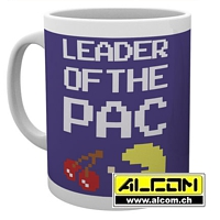 Tasse: Pac-Man - Leader of the Pac