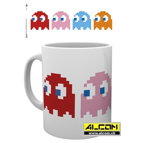 Tasse: Pac-Man - Ghosts