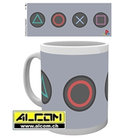 Tasse: Sony Playstation - Buttons