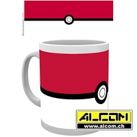 Tasse: Pokemon - Pokeball