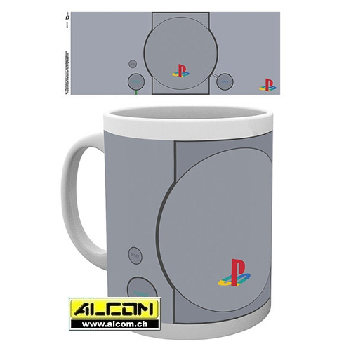 Tasse: Sony Playstation - Console