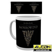 Tasse: The Elder Scrolls Morrowind - Logo