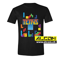 T-Shirt: Tetris Wall